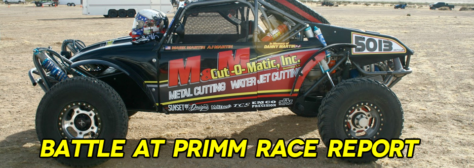 2013 Battle At Primm – Race Review