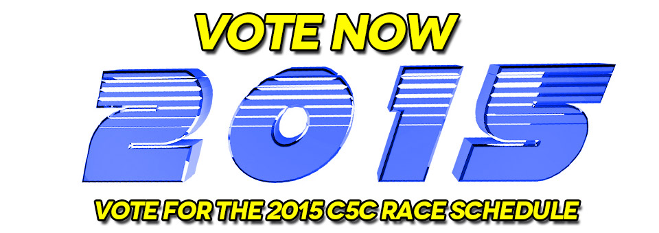 VOTE NOW – 2015 – C5C Schedule