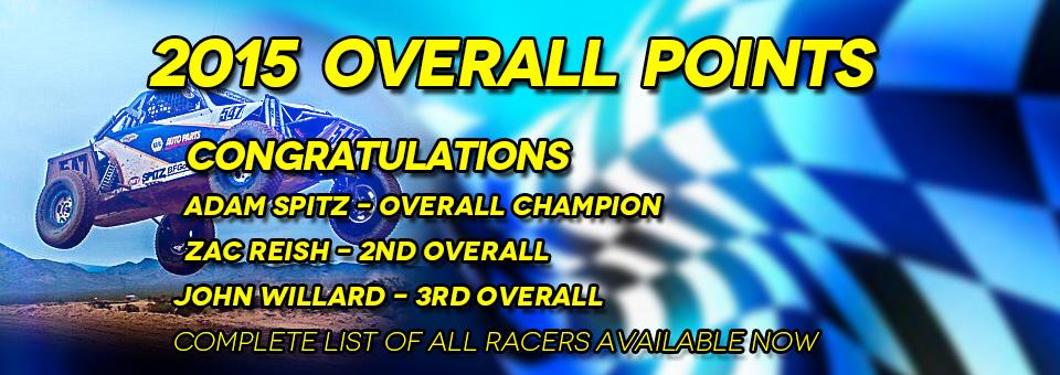 2015 C5C Championship Results